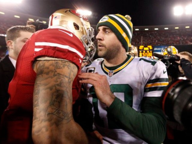 Aaron Rodgers Encourages Players To