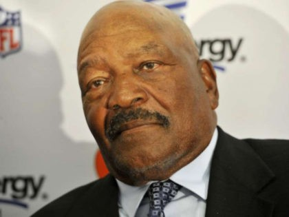 Jim Brown Backs Trump in 2020, Claims Support Will 'Make Me Very Unpopular in the Black Community'
