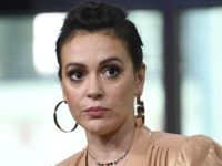 Alyssa Milano: Brett Kavanaugh Will 'Affect Everything'