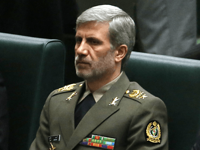 ran's nominated Defence Minister Amir Hatami attends a parliament session to discuss the president's proposed cabinet in Tehran on August 15, 2017. / AFP PHOTO / ATTA KENARE (Photo credit should read ATTA KENARE/AFP/Getty Images)