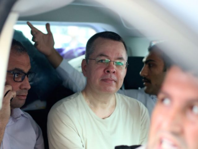 Andrew Brunson (Stringer / AFP / Getty)