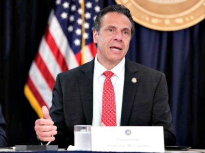 New York Gov. Andrew Cuomo Still Refusing to Debate GOP Challenger