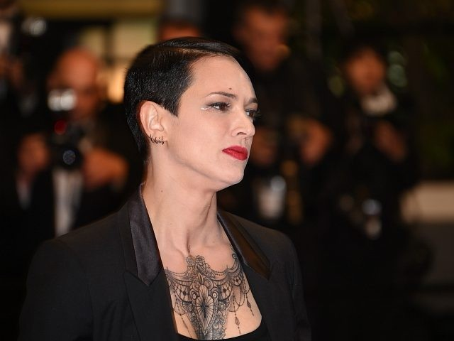 Director Asia Argento attends the 'Misunderstood' (Incompressa) premiere during the 67th Annual Cannes Film Festival on May 22, 2014 in Cannes, France. (Photo by Ian Gavan/Getty Images)