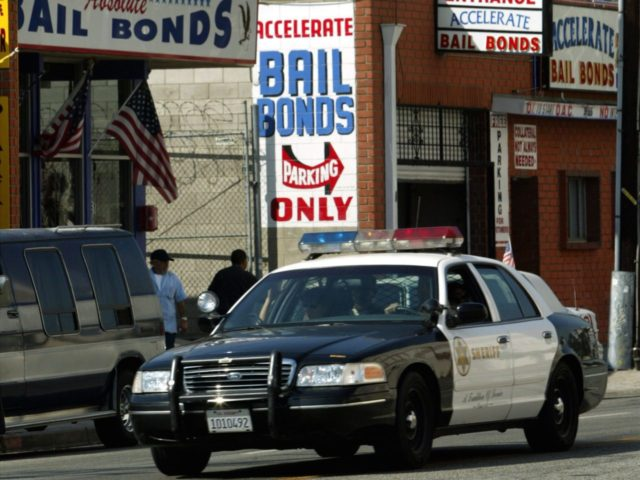 Bail bonds (David McNew / Getty)