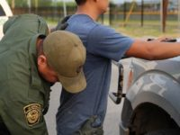Bangladeshi national arrested by a Laredo Sector Border Patrol agent. (Photo: U.S. Border Patrol/Laredo Sector)