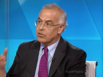 "David Brooks on 8/10/18 ""PBS NewsHour"""