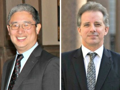 Bruce Ohr, Christopher Steele