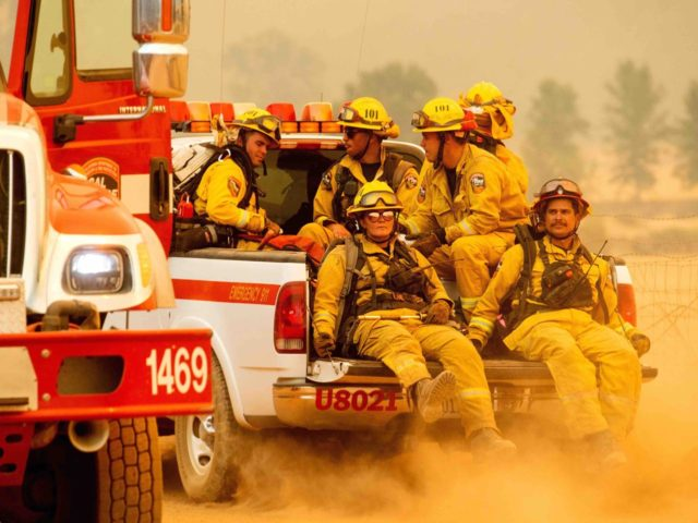 California wildfire declared 'largest in state's history'