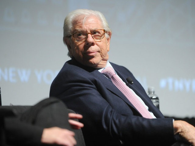 Carl Bernstein attends the 2017 New Yorker Festival - All The President's Reporters at SVA Theatre on October 6, 2017 in New York City. (Photo by Brad Barket/Getty Images for The New Yorker)