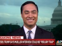 Dem Rep Castro: If Trump Moves to Fire Mueller, Trump Should Be Impeached