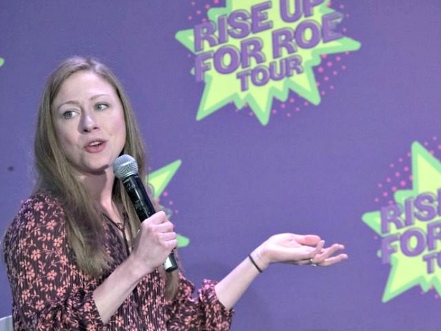 Chelsea Clinton Rise Up for Roe