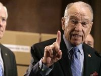 Grassley Gives Kavanaugh's Accuser More Time After Missed Deadline
