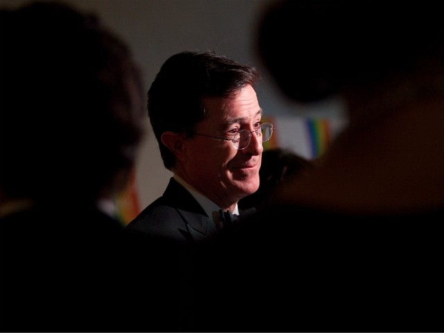 Stephen Colbert: Feeling Good About Being a White Male is a 'Dark Feeling'