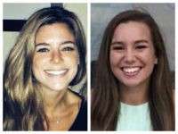 Combo photo of Kate Steinle and Mollie Tibbett
