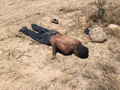 Laredo Sector Border Patrol agents assisted in the recovery of a deceased migrant who died on a ranch in Webb County, Texas. (Photo: U.S. Border Patrol/Laredo Sector)