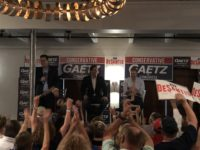 GOP Reps Gaetz, Jordan Stump for FL Gubernatorial Hopeful DeSantis in Sunshine State's 'Victory Lane for Republicans'
