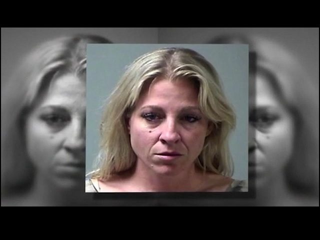 Ericka Beverly Oxford, 41, has been charged with felony sexual contact after she was caught having sex with a 17-year-old student athlete she helped coach