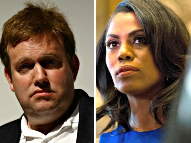 Omarosa Claims Donald Trump Used N-Word On 'Apprentice'-Era Tape