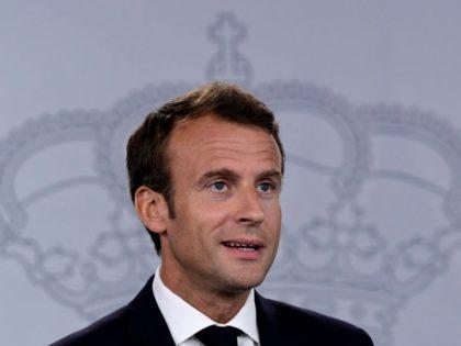 Macron Tells Denmark 'No Such Thing as a True Dane, True Frenchman'