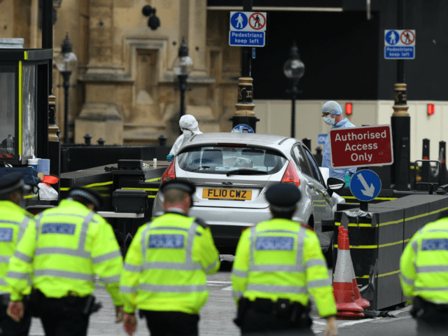 Westminster crash suspect appears in court