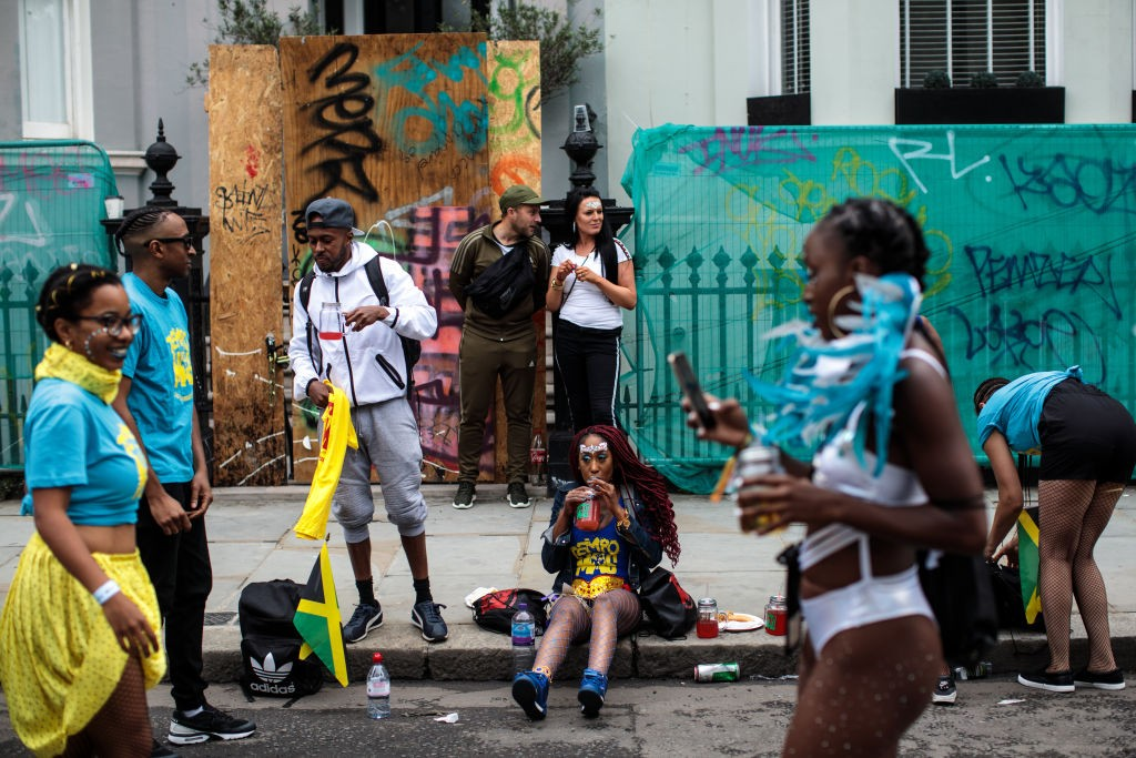 Notting Hill Carnival 2018: Man stabbed and 30 officers injured