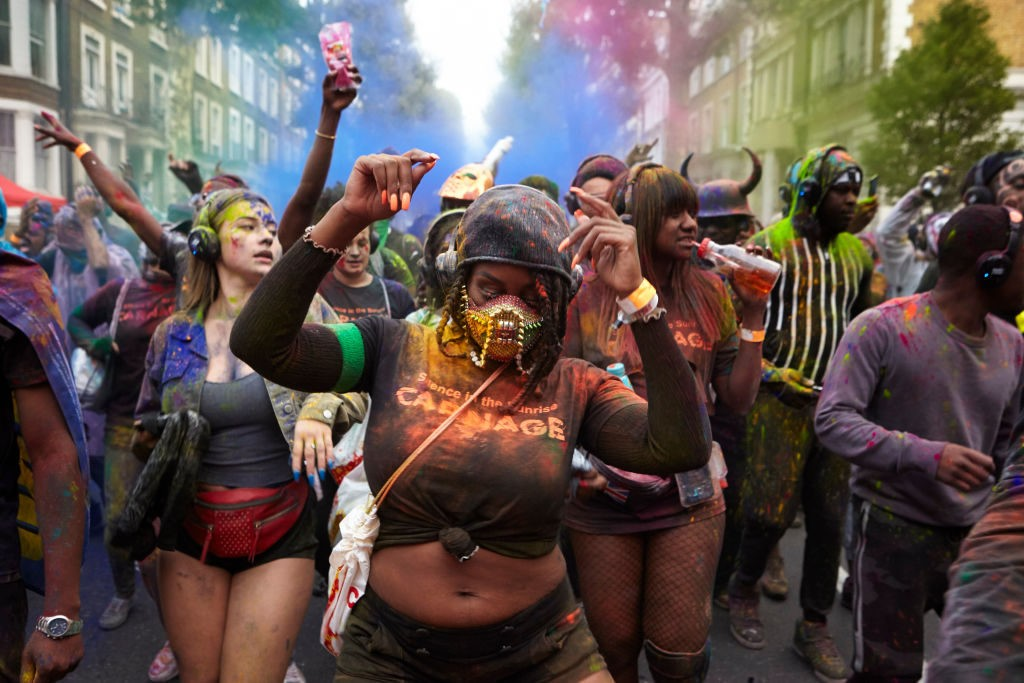 Khan's London: 133 Arrests on Carnival Opening Day
