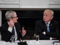 Tim Cook Warns Donald Trump that China Tariffs Could Hurt Apple