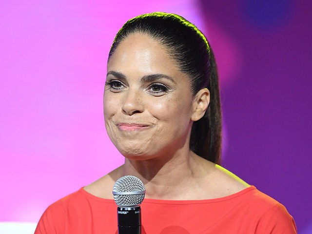 NEW ORLEANS, LA - JUNE 30: Soledad O'Brien speaks onstage at the 2017 ESSENCE Festival presented by Coca-Cola at Ernest N. Morial Convention Center on June 30, 2017 in New Orleans, Louisiana. (Photo by Paras Griffin/Getty Images for 2017 ESSENCE Festival )