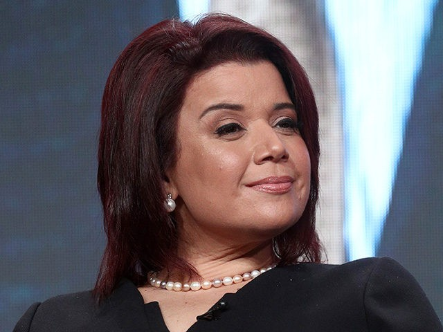 BEVERLY HILLS, CA - JULY 31: Political commentator Ana Navarro of 'Finding Your Roots' speaks onstage during the PBS portion of the 2017 Summer Television Critics Association Press Tour at The Beverly Hilton Hotel on July 31, 2017 in Beverly Hills, California. (Photo by Frederick M. Brown/Getty Images)