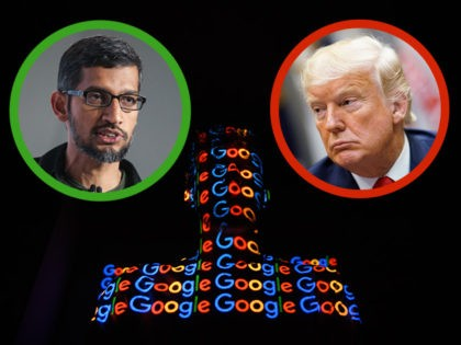 Bokhari: Google Is Trump's Most Dangerous Enemy