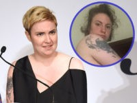 Lena Dunham Posts Nude Photos to Mark 9 Months Since Hysterectomy