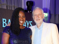 Dawn Butler Jeremy Corbyn