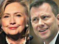 Hillary Clinton, Peter Strozk