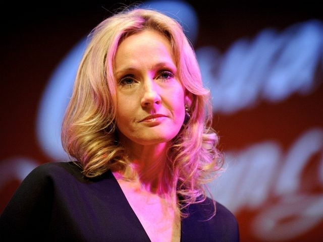 J.K. Rowling Mimics Trump's Style With Her Latest Takedown