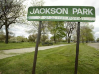 This May 12, 2015 file photo shows Jackson Park in Chicago. President Obama and first lady Michelle Obama have selected Jackson Park on Chicago's South Side to build President Barack Obama's presidential library near the University of Chicago, where Obama once taught constitutional law, a personal familiar with the selection …