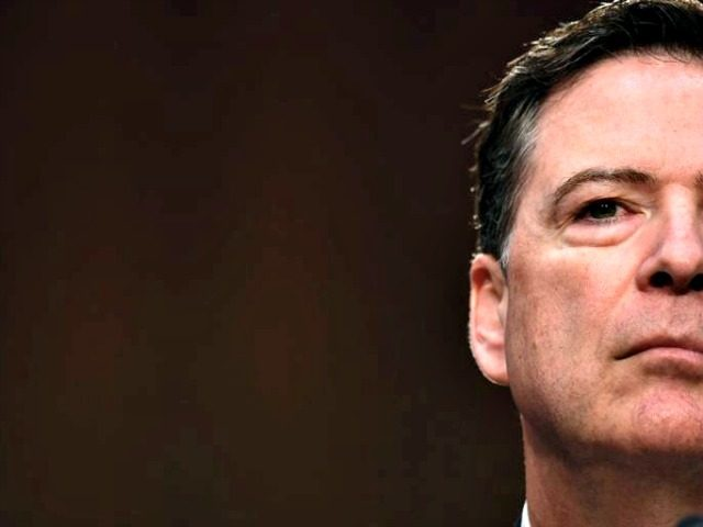 Comey Files Legal Challenge to Block House Republican Subpoena