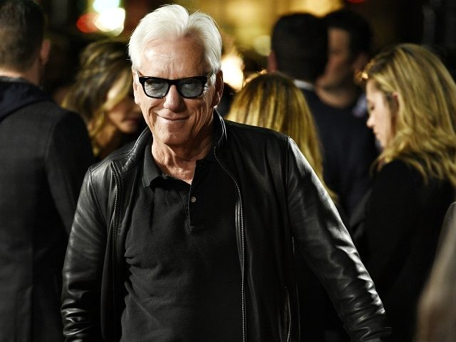 "Actor James Woods poses at the premiere of the film ""Bleed for This"" at the Samuel Goldwyn Theater on Wednesday, Nov. 2, 2016, in Beverly Hills, Calif. (Photo by Chris Pizzello/Invision/AP)"