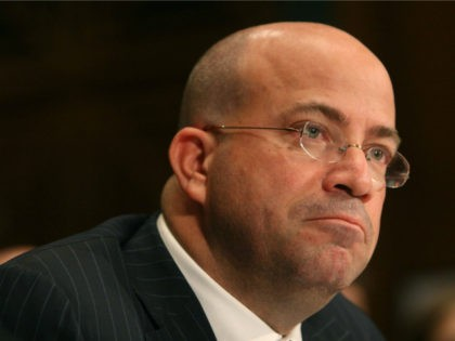 NBC Universal President and CEO Jeff Zucker appears before the Senate Antitrust Competition Policy and Consumer Rights Subcommittee for a hearing on the proposed merger between Comcast and NBC Universal on Capitol Hill February 4, 2010 in Washington, DC. The roughly $30 billion dollar deal, if allowed by regulators to …