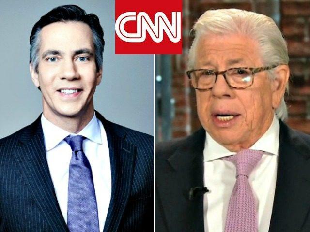 Jim Scuitto, Carl Bernstein, CNN