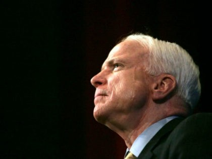 Senator John McCain served in the US Congress for more than 30 years, after a military career