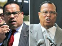 Keith Ellison, Louis Farrakhan