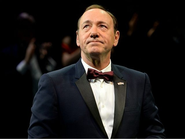 Kevin Spacey film Billionaire Boys Club makes just £98 on opening day