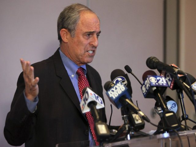 Lanny Davis (Joseph Kaczmarek / Associated Press)