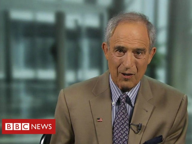"Lanny Davis, a staunch ally of the Clintons who is now representing former Trump lawyer Michael Cohen, emphatically called all Steele dossier allegations about his new client ""false"" in an interview Wednesday night on BBC."
