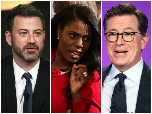 Late-Night Hosts Mock 'Con-Artist' Omarosa: 'Liar and Backstabber with No Credibility'