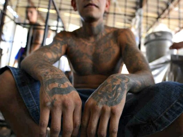 MS-13 man in Prison