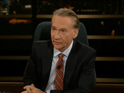 "Bill Maher on 8/10/18 ""Real Time"""