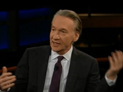 "Bill Maher on 8/24/18 ""Real Time"""