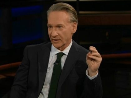 "Bill Maher on 8/3/18 ""Real Time"""