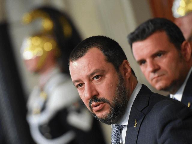 Italian Catholics Look to Matteo Salvini Over Pope Francis ...
